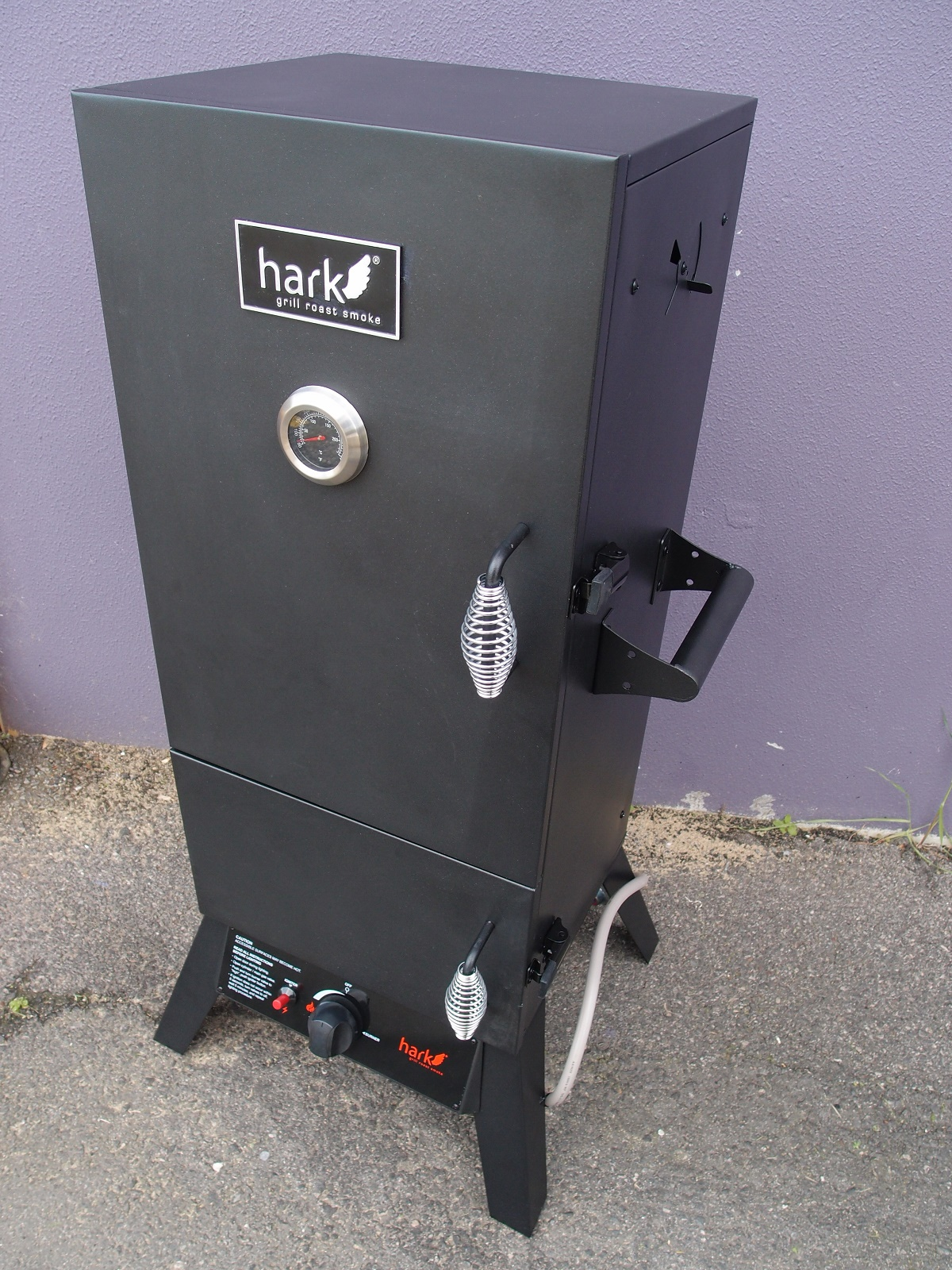 Smallgoods Gas Smoker