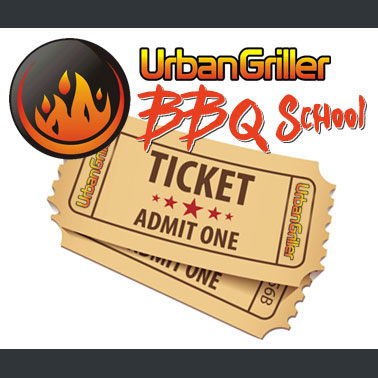 booked place for bbq school