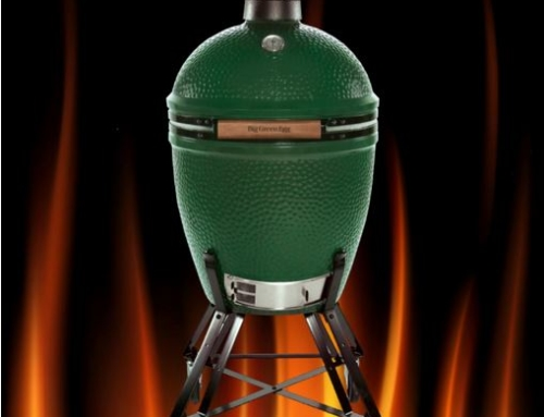 Big Green Egg User Guide